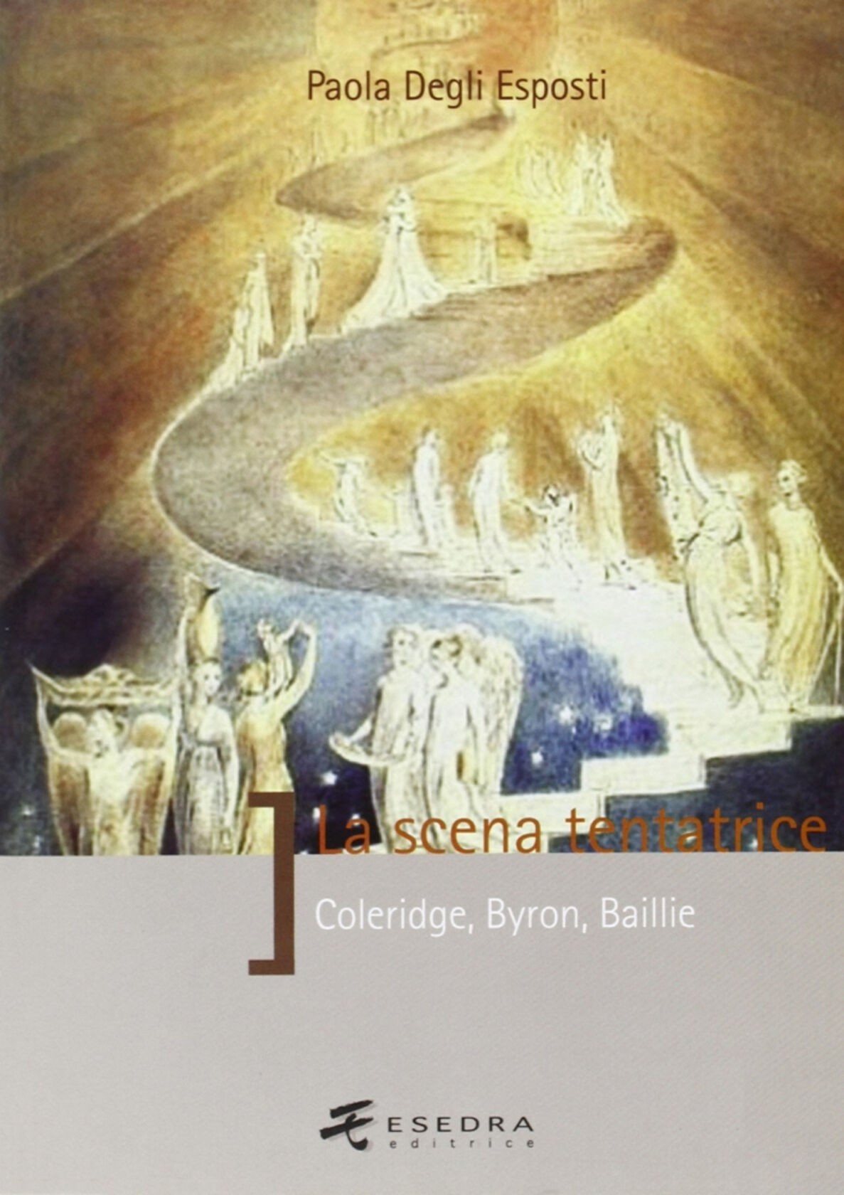 La scena tentatrice (Coleridge, Byron, Baillie)