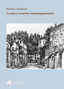 Camfeed.it Lessico veneto contemporaneo Image