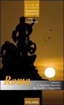 Winniearcher.com Roma. Misteri e itinerari insoliti tra realtà e leggenda Image