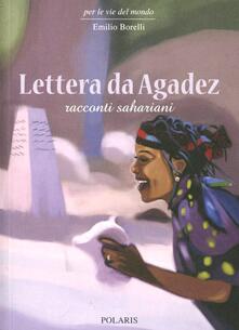 Nordestcaffeisola.it Lettera da Agadez. Racconti sahariani Image