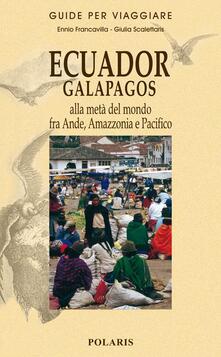 Cefalufilmfestival.it Ecuador, Galapagos. Alla metà del mondo fra Ande, Amazzonia e Pacifico Image