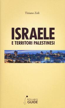 Israele e territori palestinesi. La terra della promessa.pdf