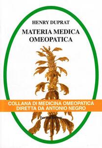 Materia medica omeopatica. Vol. 2