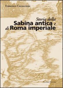 Storia della Sabina antica e di Roma imperiale