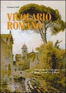 Vicolario romano