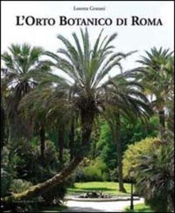 L' orto botanico di Roma