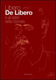 Libero De Libero e gli artisti della Cometa - copertina