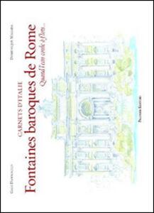 Fontaines baroques de Rome