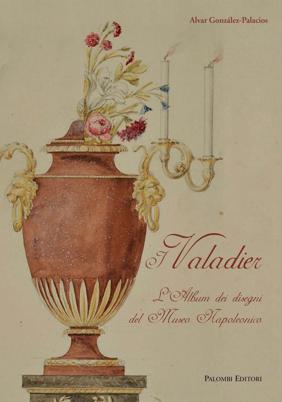 I Valadier. L'album dei disegni del museo napoleonico