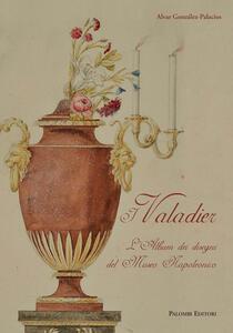 I Valadier. L'album dei disegni del museo napoleonico. Ediz. illustrata - copertina