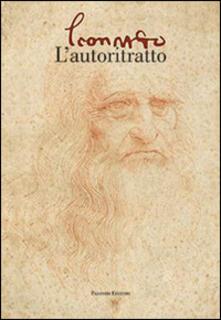 Leonardo. L'autoritratto - copertina