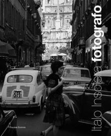 Italo Insolera fotografo. Ediz. illustrata - copertina