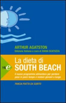 Premioquesti.it La dieta di South Beach Image