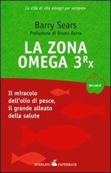 Filippodegasperi.it La Zona Omega 3rx Image