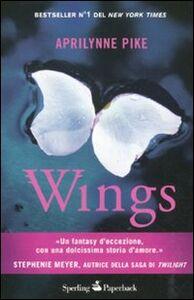 Libro Wings Aprilynne Pike