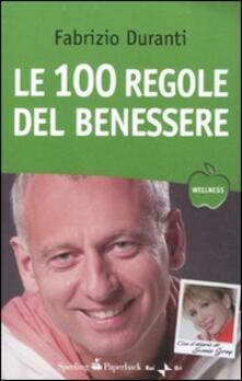Nicocaradonna.it Le cento regole del benessere Image