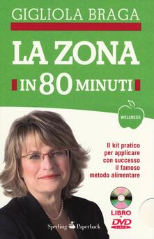 Antondemarirreguera.es La Zona in 80 minuti. Con DVD Image