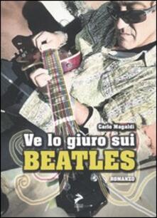 Antondemarirreguera.es Ve lo giuro sui Beatles Image