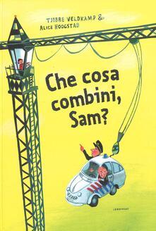Letterarioprimopiano.it Che cosa combini, Sam? Image