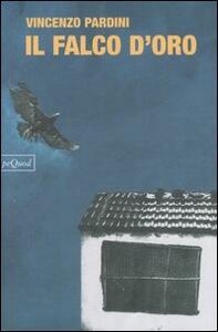 Il falco d'oro - Vincenzo Pardini - copertina