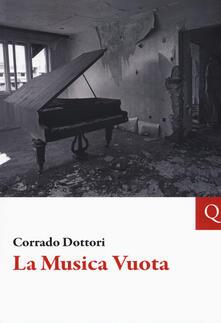 La musica vuota - Corrado Dottori - copertina