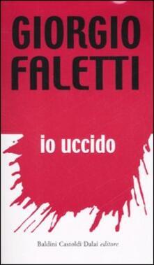 Io uccido - Giorgio Faletti - copertina