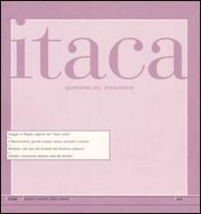 Librisulladiversita.it Itaca. Quaderni del territorio (2006). Vol. 4 Image