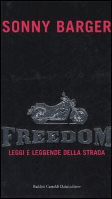 Parcoarenas.it Freedom. Leggi e leggende della strada Image