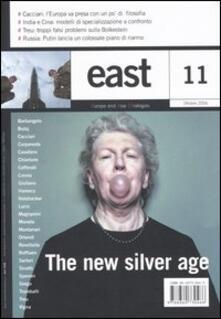 Voluntariadobaleares2014.es East. Vol. 11: The new silver age. Image