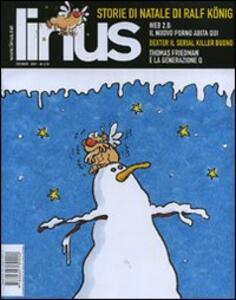 Libro Linus (2007). Vol. 12