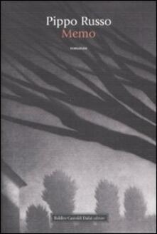 Memo - Pippo Russo - copertina
