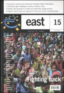East. Ediz. inglese. Vol. 15