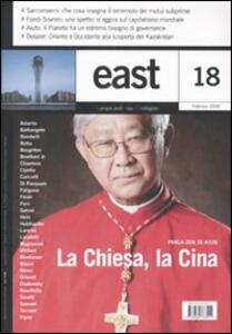 East. Vol. 18
