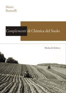 Complementi di chimica del suolo