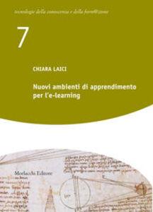 Nuovi ambienti di apprendimento per l'e-learning