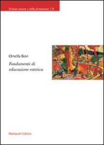 Fondamenti di educazione estetica