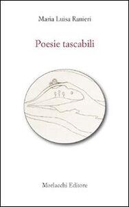 Poesie tascabili