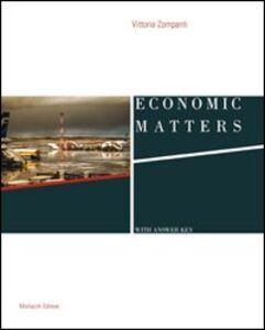 Economic matters