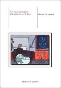 Accordi armonici. Modernità di Honoré de Balzac