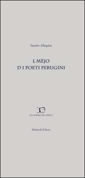 Mejo d i poeti perugini (L). Con CD Audio