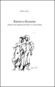 Ritorno a Ruzzante. Analisi di uno spettacolo di Dario Fo e Franca Rame