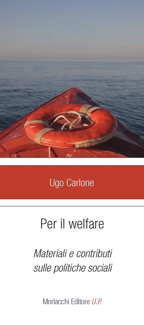 Per il welfare. Materiali e contributi sulle politiche sociali