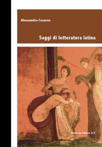 Saggi di letteratura latina