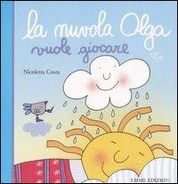 La La nuvola Olga vuole giocare