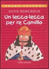 Copertina  Un lecca-lecca per re Camillo