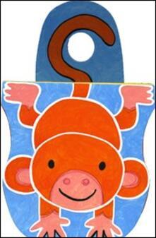 Scimmia Clack Clack - copertina