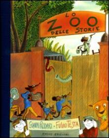 Daddyswing.es Lo zoo delle storie. Ediz. illustrata Image