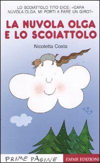 La nuvola Olga e lo scoiattolo
