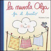 La nuvola Olga fa il bucato