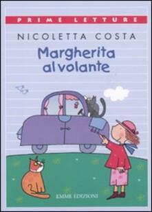 Margherita al volante - Nicoletta Costa - copertina